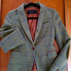 Zara Wool Blazer (tailored)